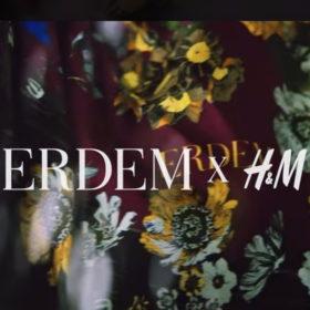 Δείτε το φανταστικό video από τη συλλογή Erdem x H&M
