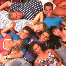 Beverly Hills 90210: Δείτε πόσο έχει αλλάξει το cast της σειράς από το 1990