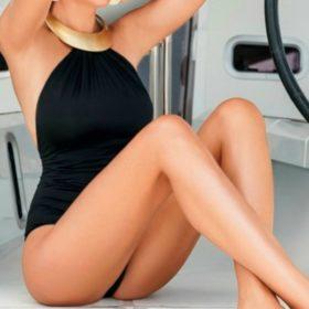 Ψηλή με καμπύλες: Αυτή η κοπέλα της εγχώριας showbiz έχει απίστευτο σώμα