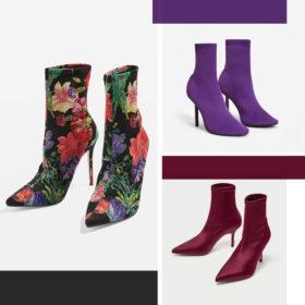 Sock boots! Πολλοί μισούν αυτή τη νέα τάση στα παπούτσια. Εσείς;