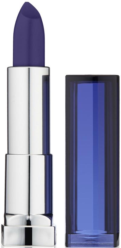 Maybelline New York Color Sensational The Loaded Bolds Lipstick, Sapphire Siren