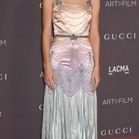 Η Charlotte Casiraghi με Gucci