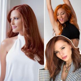 Red hair, don't care! Αυτές είναι οι πιο εντυπωσιακές κοκκινομάλλες της σόουμπιζ