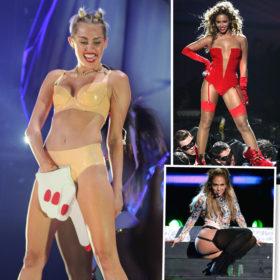 On Stage: Οι 5+1 πιο προκλητικές star της μουσικής σκηνής