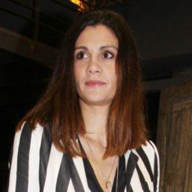 Το νέο look της Άννας Μαρίας Παπαχαραλάμπους θα σας κάνει να θέλετε να κουρευτείτε