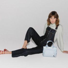 Η αγαπημένη σας celebrity σχεδίασε μια τσάντα που κοστίζει 35 ευρώ για φιλανθρωπικό σκοπό