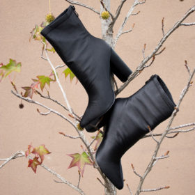 Sock boots!Βρείτε το μεγαλύτερο trend στα παπούτσια στα καταστήματα MIGATO