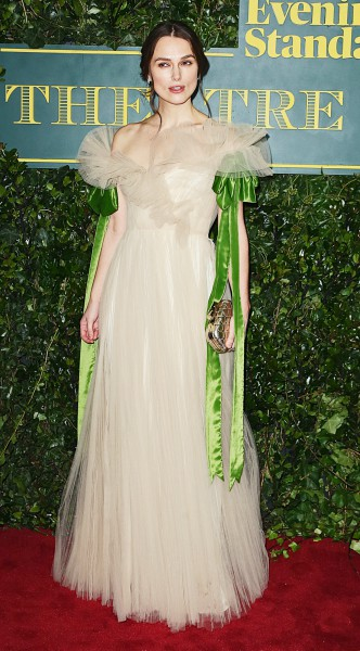 keira knightley, mosaic, look of the day