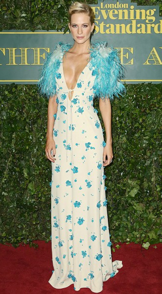 poppy delevingne, mosaic, look of the day
