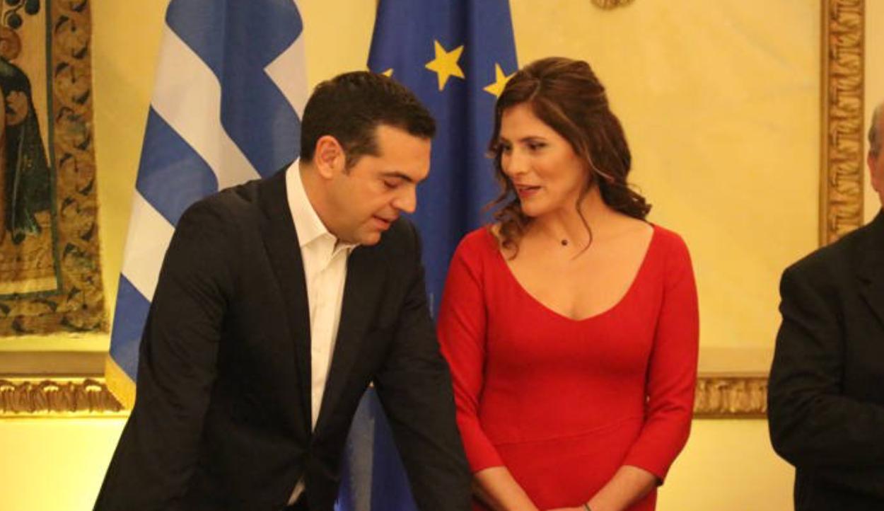 mpeti mpaziana, aleksis tsipras