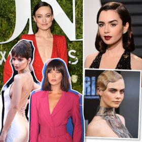 Best of 2017: Τα beauty looks των celebrities που θα μας μείνουν αξέχαστα