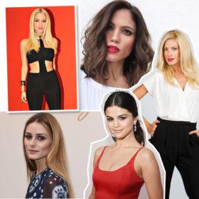 15 celebrities που αποδεικνύουν πως αυτό είναι το πιο hot χτένισμα της σεζόν