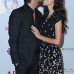 Celebrities at the AIDS Foundation and Mothers2Mothers Benefit Dinner held at The Green Acres Estates in Beverly Hills, Los Angeles. Pictured: John Stamos, Caitlin McHughs Ref: SPL1608984 241017 Picture by: AdMedia / Splash News Splash News and Pictures Los Angeles: 310-821-2666 New York: 212-619-2666 London: 870-934-2666 photodesk@splashnews.com
