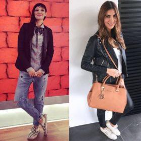 Οι Ελληνίδες celebrities επιλέγουν αυτές τις μπότες στην εγκυμοσύνη τους