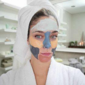 Multimasking: Βρήκαμε τις μάσκες που εμπιστεύεται η Δούκισσα Νομικού για τέλεια επιδερμίδα