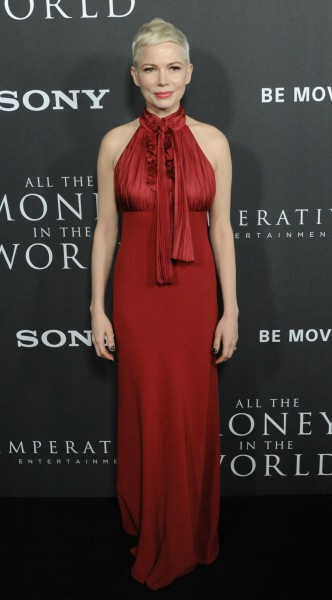 michelle williams, look of the day, mosaic
