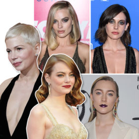 Makeunders: Οι πιο εντυπωσιακές on film μεταμορφώσεις των υποψήφιων για τα βραβεία των Χρυσών Σφαιρών