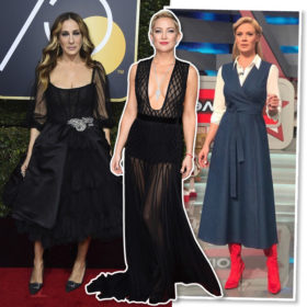 Fashion Police: Στις εμφανίσεις ποιων celebrities θα βάζαμε κακό βαθμό;