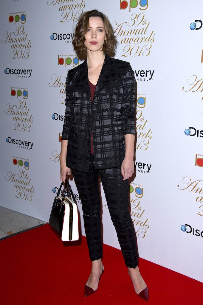 H Rebecca Hall