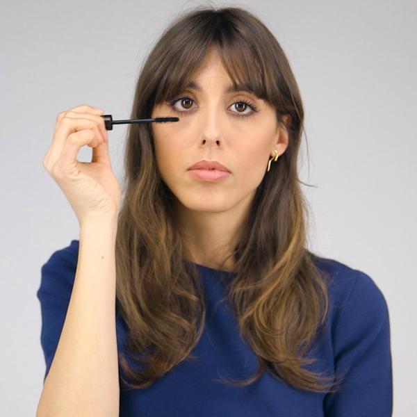 violette, mascara σειρά στο μακιγιάζ
