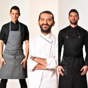 Δεν θα πιστεύετε τις πραγματικές ηλικίες των κριτών του Master Chef