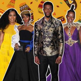 Black Panther: Το red carpet της πρεμιέρας ήταν μια ωδή στην αφρικανική κουλτούρα