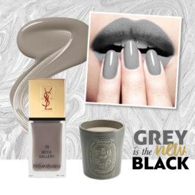 Fifty Shades of Grey: Πέντε must-try προϊόντα σε γκρι αποχρώσεις