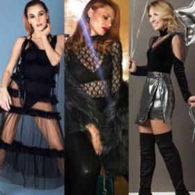 Όταν οι Ελληνίδες celebrities κάνουν τα πιο ωραία looks τους χωρίς πολλά ρούχα