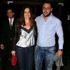 Βασίλης Λιάτσος – Ελένη Καρποντίνη: Πολύ ευχάριστα νέα για το ταιριαστό ζευγάρι