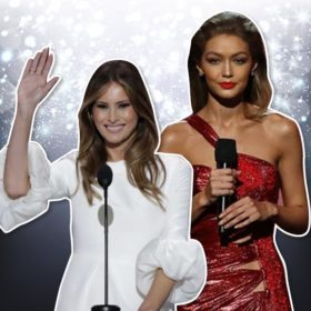 Melania Trump – Gigi Hadid: Ποια φόρεσε το Ralph Lauren καλύτερα;