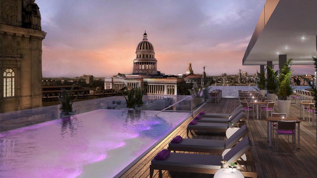 GRAN HOTEL MANZANA (Havana)