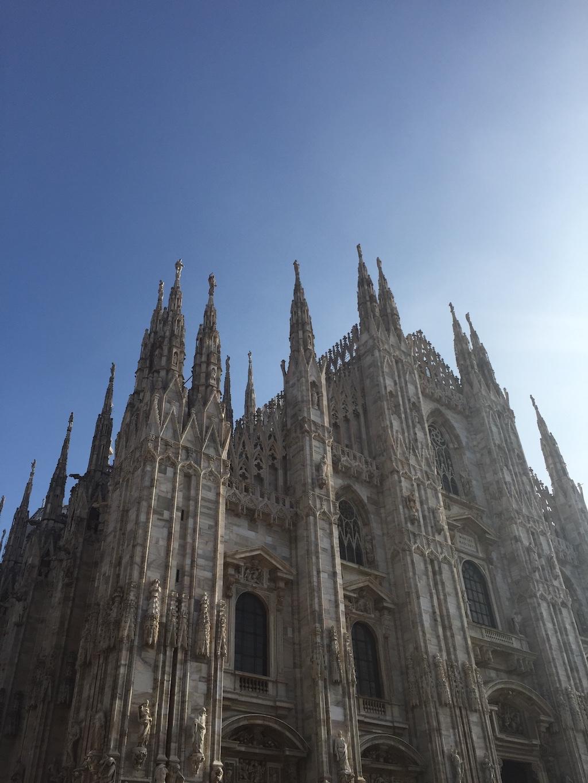 Το εντυπωσιακό Duomo