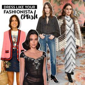 Happy V-Day! Πείτε μας ποια είναι η αγαπημένη σας fashionista και εμείς θα σας πούμε τι να φορέσετε απόψε