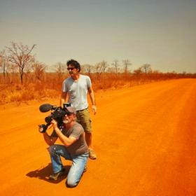 Χριστόφορος Παπακαλιάτης: Δείτε φωτογραφίες από το συγκλονιστικό ταξίδι του στην Αφρική