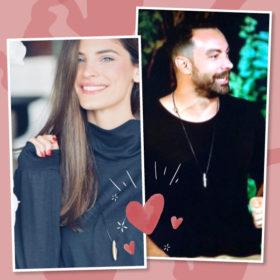 Χριστίνα Μπόμπα – Σάκης Τανιμανίδης: Είναι τόσο ερωτευμένοι που επιλέγουν τα ίδια πράγματα