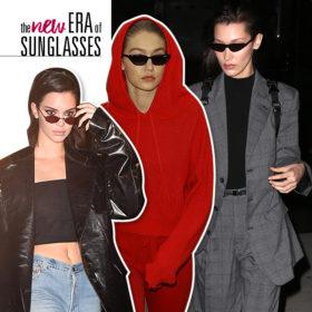 Η νέα εμμονή των fashionistas στα γυαλιά ηλίου δεν έχει σχέση με αυτά που ξέρατε μέχρι τώρα