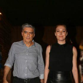 Τατιάνα Στεφανίδου: Δείτε τι φόρεσε στην πρόσφατη έξοδό της με τον Νίκο Ευαγγελάτο