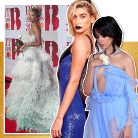 BRIT Awards 2018: Απίστευτα εντυπωσιακές εμφανίσεις στο κόκκινο χαλί