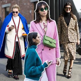 Εβδομάδες μόδας: Ντυθείτε σύμφωνα με τις τελευταίες τάσεις που βλέπουμε στους influencers