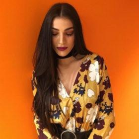 Ήβη Αδάμου: Η φωτογραφία με την κορούλα της στο Instagram