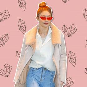 Gigi Hadid: Άλλαξε 10 μικροσκοπικά γυαλιά ηλίου και τα θέλουμε όλα
