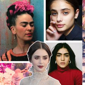 Unibrow: Πώς το μονόφρυδο έγινε beauty κίνημα το 2018