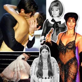 Oscars: Το απόλυτο flashback των βραβείων με 28 στιγμές που δεν θα ξεχάσουμε ποτέ