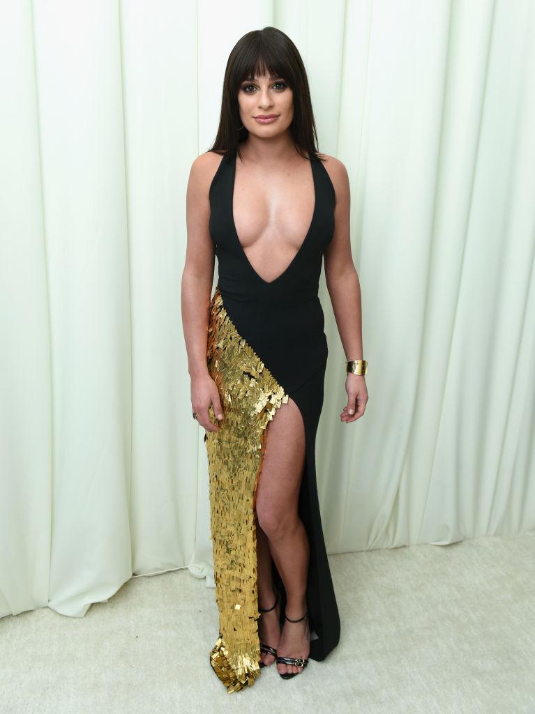 H Lea Michele με La Perla
