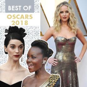 Best of Oscars 2018: Τα beauty looks που ξεχωρίσαμε στο κόκκινο χαλί