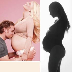 Τhe Νaked Τruth: Ελληνίδες και ξένες που πόζαραν γυμνές στην εγκυμοσύνη (ή σχεδόν γυμνές)