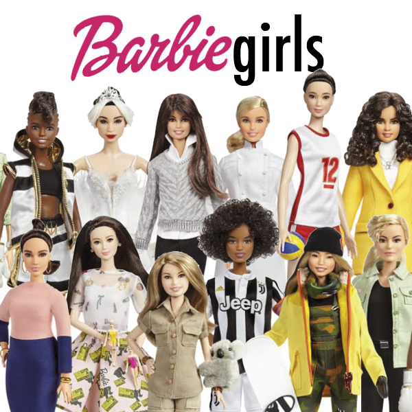 barbie, protupa