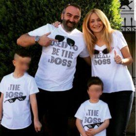 #Family_goals: Ο Γρηγόρης Γκουντάρας και η Νάταλι Κάκκαβα έχουν μία υπέροχη οικογένεια