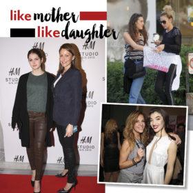 Celebrity μαμάδες και κόρες που μοιάζουν σαν αδερφές