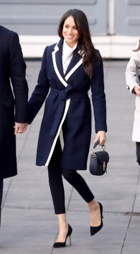meghan markle, 332x600, look of the day
